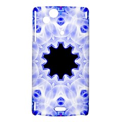 Smoke Art (5) Sony Xperia Arc Hardshell Case