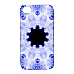 Smoke Art (5) Apple iPhone 4/4S Hardshell Case with Stand