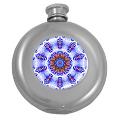Smoke Art  (6) Hip Flask (Round)