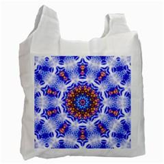 Smoke Art  (6) Recycle Bag (Two Sides)