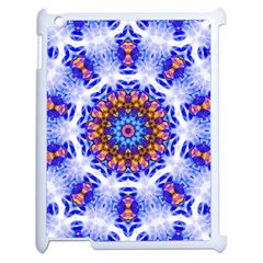 Smoke Art  (6) Apple iPad 2 Case (White)