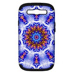 Smoke Art  (6) Samsung Galaxy S Iii Hardshell Case (pc+silicone)