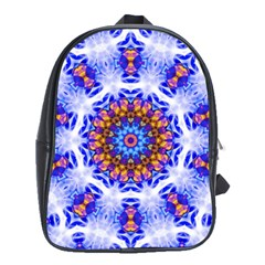 Smoke Art  (6) School Bag (XL)