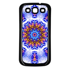 Smoke Art  (6) Samsung Galaxy S3 Back Case (Black)