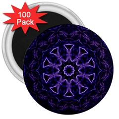 Smoke Art (7) 3  Button Magnet (100 pack)