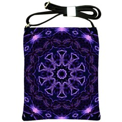 Smoke Art (7) Shoulder Sling Bag