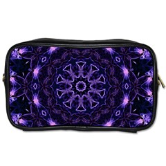 Smoke Art (7) Travel Toiletry Bag (One Side)