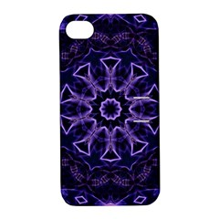 Smoke Art (7) Apple iPhone 4/4S Hardshell Case with Stand