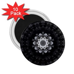 (8) 2 25  Button Magnet (10 Pack)