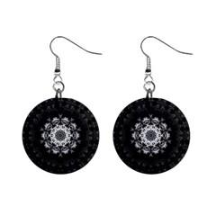 (8) Mini Button Earrings
