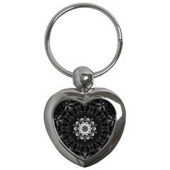 (8) Key Chain (Heart)