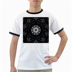 (8) Mens' Ringer T-shirt