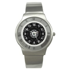 (8) Stainless Steel Watch (Unisex)