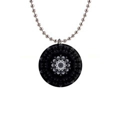 (8) Button Necklace