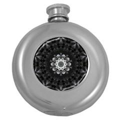 (8) Hip Flask (round)