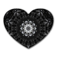 (8) Mouse Pad (Heart)