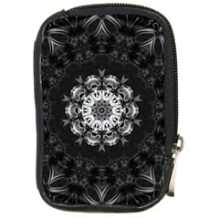 (8) Compact Camera Leather Case