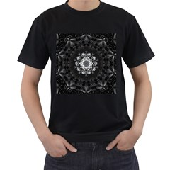 (8) Mens' T Shirt (black)