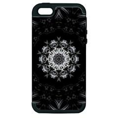 (8) Apple iPhone 5 Hardshell Case (PC+Silicone)