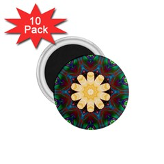 Smoke art  (9) 1.75  Button Magnet (10 pack)