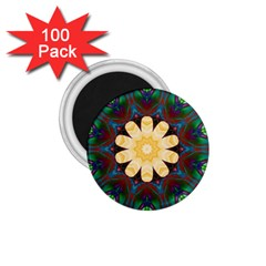 Smoke art  (9) 1.75  Button Magnet (100 pack)