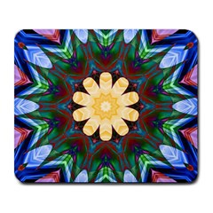 Smoke Art  (9) Large Mouse Pad (rectangle)