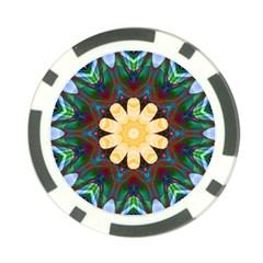 Smoke art  (9) Poker Chip