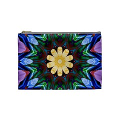 Smoke art  (9) Cosmetic Bag (Medium)