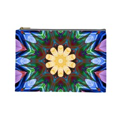 Smoke art  (9) Cosmetic Bag (Large)