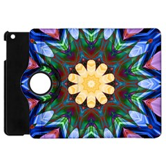 Smoke art  (9) Apple iPad Mini Flip 360 Case