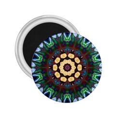 Smoke art  (10) 2.25  Button Magnet