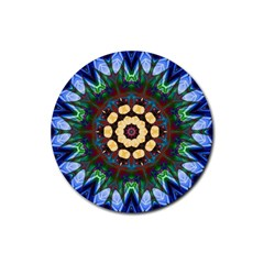 Smoke art  (10) Drink Coasters 4 Pack (Round)