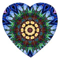 Smoke art  (10) Jigsaw Puzzle (Heart)
