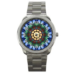 Smoke Art  (10) Sport Metal Watch