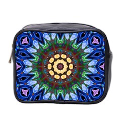 Smoke art  (10) Mini Travel Toiletry Bag (Two Sides)
