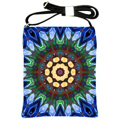 Smoke art  (10) Shoulder Sling Bag