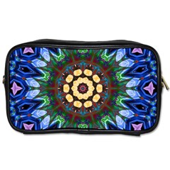 Smoke Art  (10) Travel Toiletry Bag (two Sides)