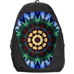 Smoke art  (10) Backpack Bag