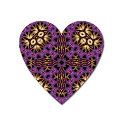 Smoke Art  (11) Magnet (heart)