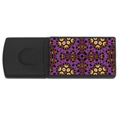 Smoke Art  (11) 1GB USB Flash Drive (Rectangle)