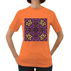 Smoke Art  (11) Womens' T Shirt (colored)