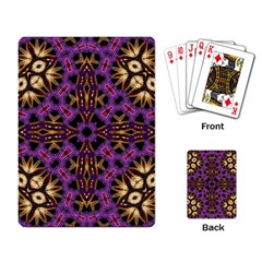 Smoke Art  (11) Playing Cards Single Design
