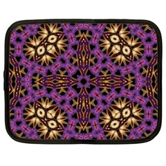Smoke Art  (11) Netbook Case (xxl)