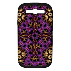 Smoke Art  (11) Samsung Galaxy S III Hardshell Case (PC+Silicone)