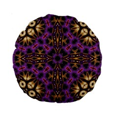 Smoke Art  (11) 15  Premium Round Cushion
