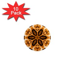 Smoke Art (12) 1  Mini Button Magnet (10 Pack)