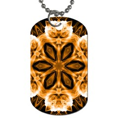 Smoke Art (12) Dog Tag (one Sided)