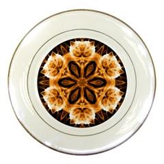 Smoke art (12) Porcelain Display Plate