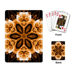 Smoke Art (12) Playing Cards Single Design