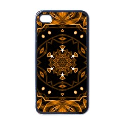 Smoke art (13) Apple iPhone 4 Case (Black)